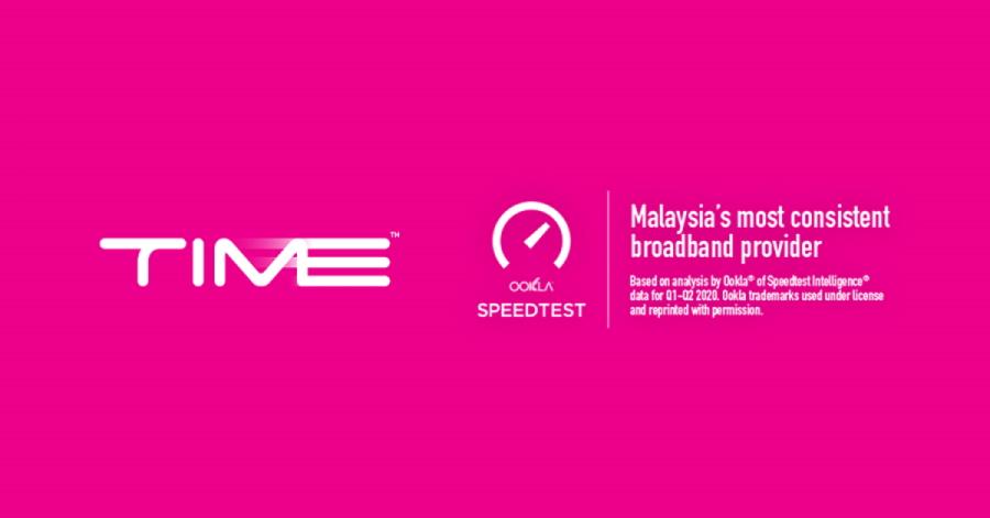 top Time internet plan in Malaysia